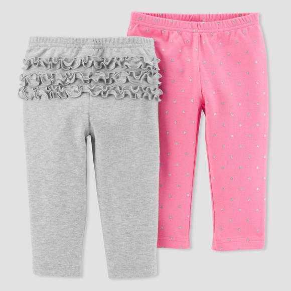 5de4469b9562d Just One You by Carter's Bottoms | New Carters Baby Girl Clothes 2pk ...